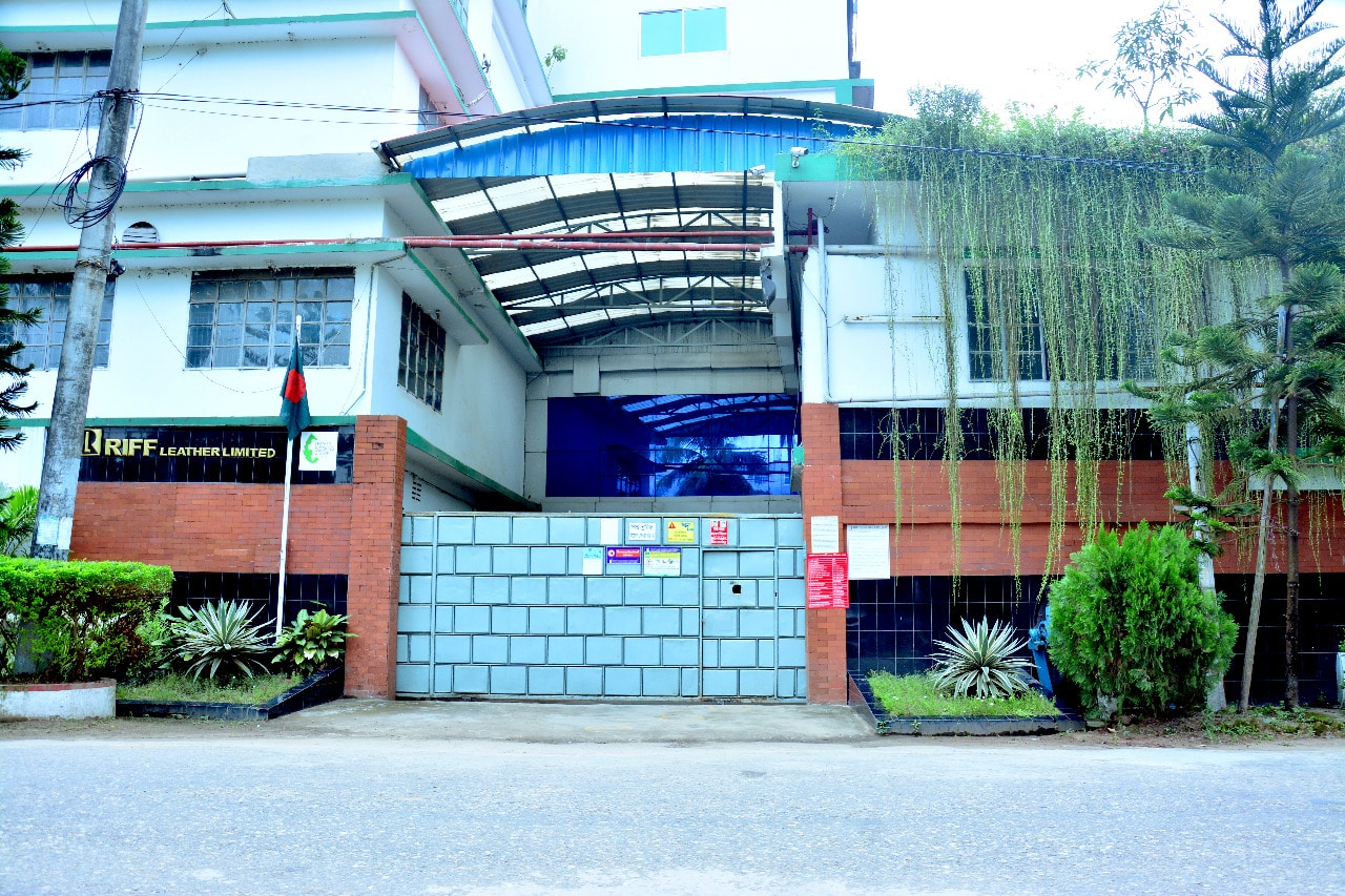 Factory Main Gate-1