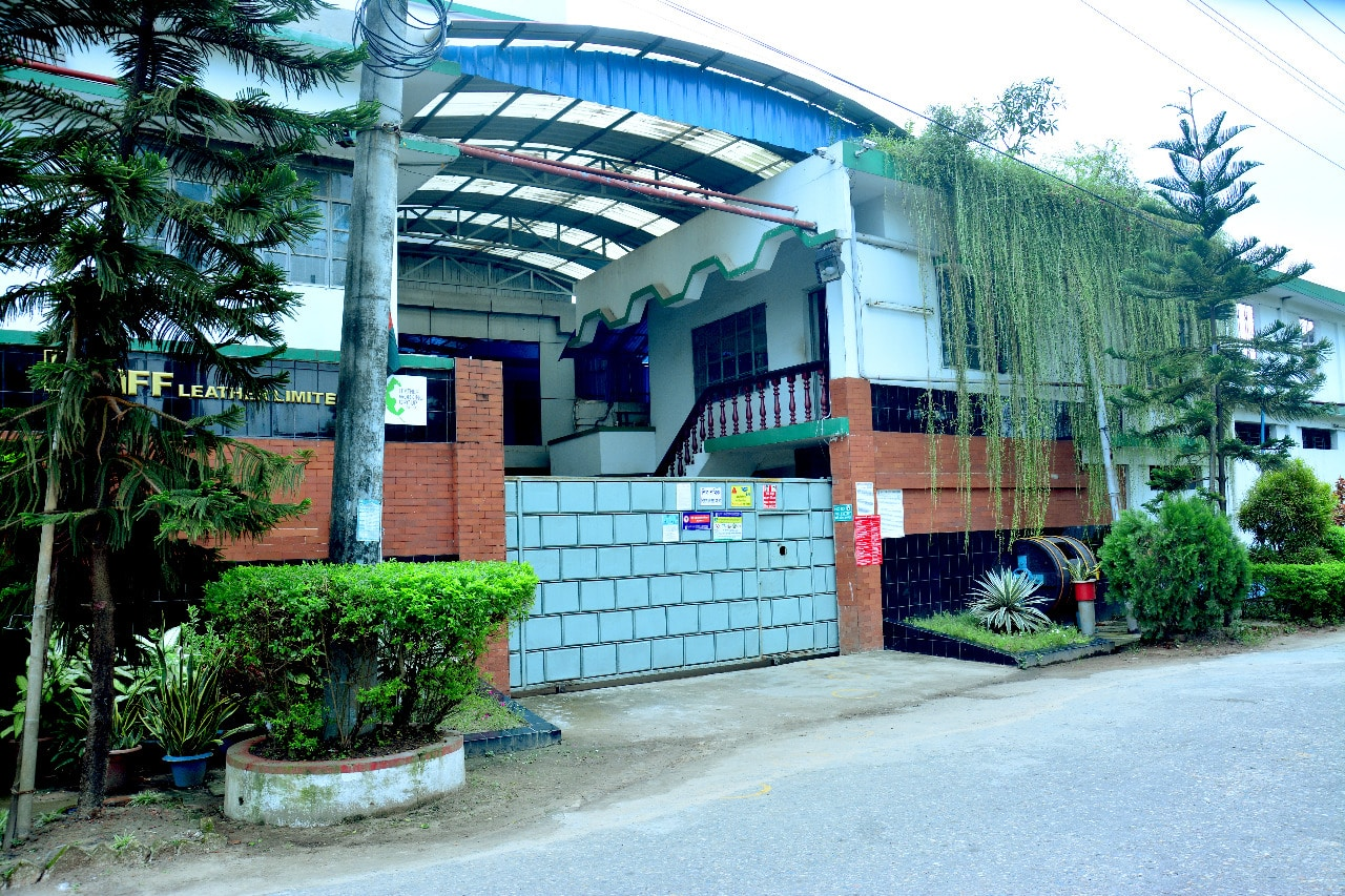 Factory Main Gate-2