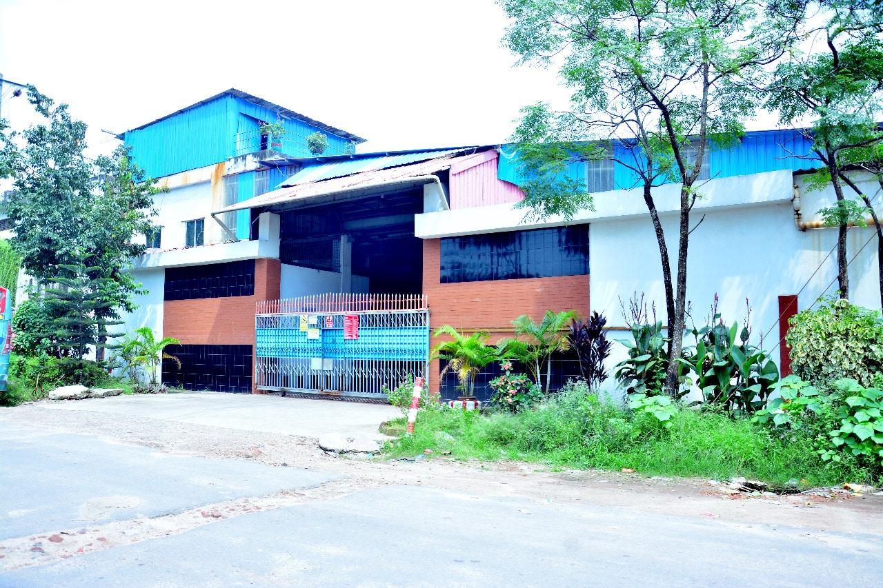 Factory UNIT-2 Main Gate